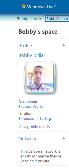 Bobby Millar is a Support Worker from St. Ninnians.jpg