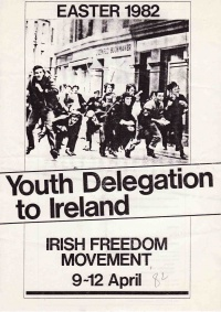 Irish Freedom Movement - Powerbase